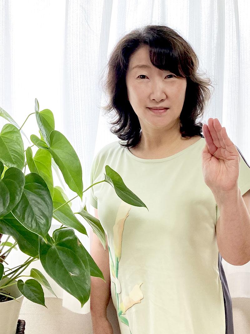 田中 花依のイメージ